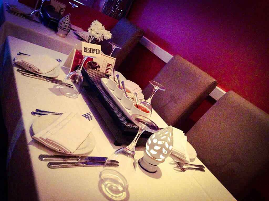 42. Reservation khans restaurant battersea sw11