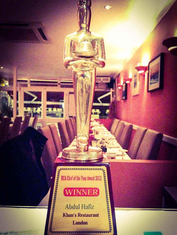 39. Reservation khans restaurant battersea sw11