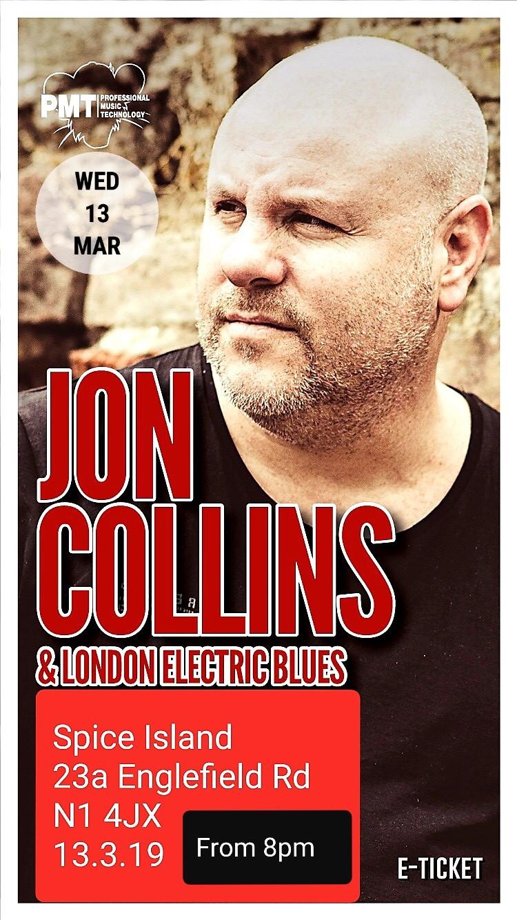 Jon Collins Spice Island N1