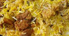 LAMB BIRIANY Takeaway Spice Island N1