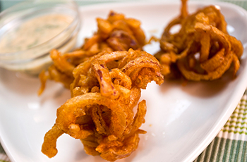 Free Onion Bhaji Village Spice At BA11