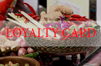 loyalitycard at Spices se15
