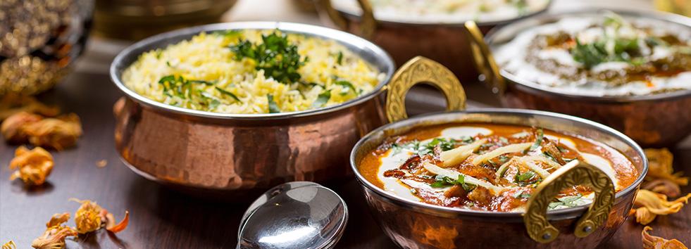 Takeaway Indian Curry Aligor Restaurant At DA6