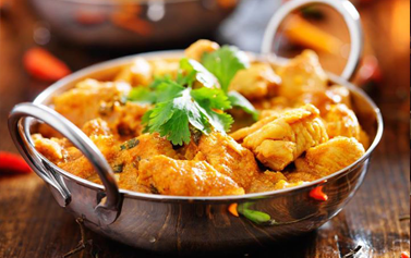 10% Discount Takeaway Maharani Indian Restaurant DA15
