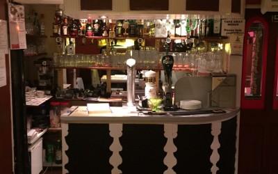Drinks at New Maharaja CB9