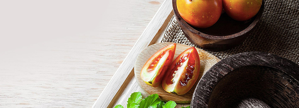 Tomato at New Maharaja CB9