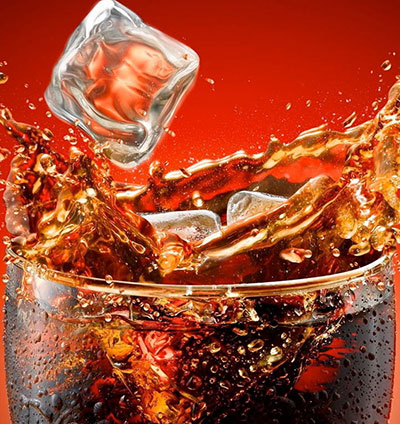 Soft drinks offer at belash indian cuisine bh22