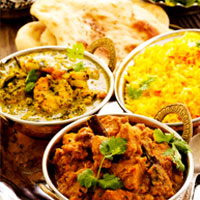 Sunday special Takeaway Bengal Indian Cuisine N8