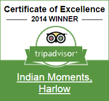 Trip advisor indian moments cm19