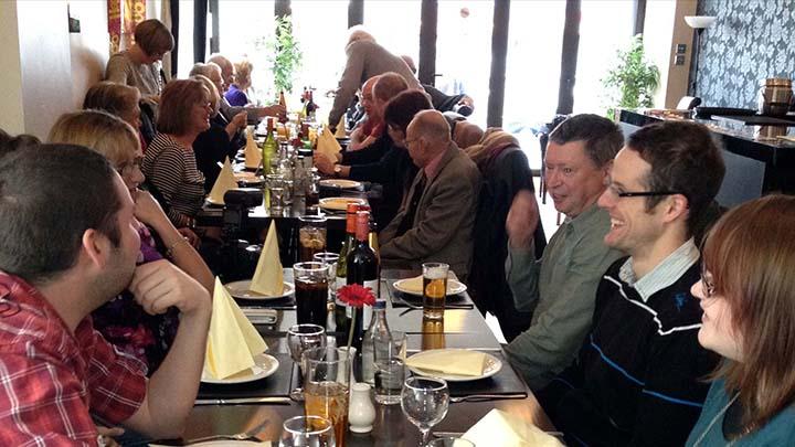 Takeaway guests kasturi indian restaurant cf24