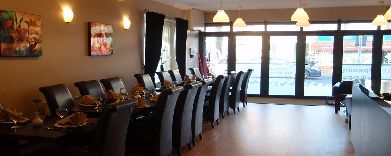 Takeaway reservation kasturi indian restaurant cf24