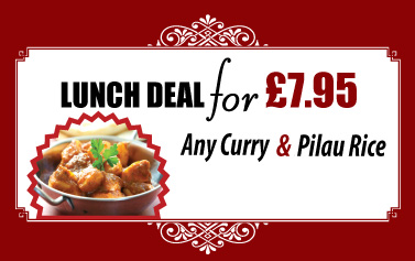 Lunch Deal Calcutta 16 At BN43