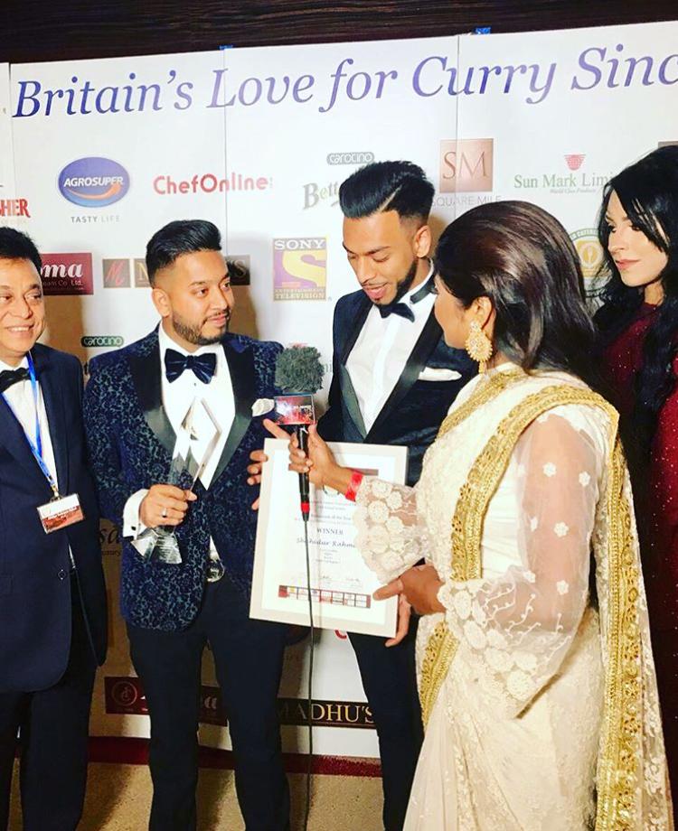 Awards Ripley Curry Garden At GU23