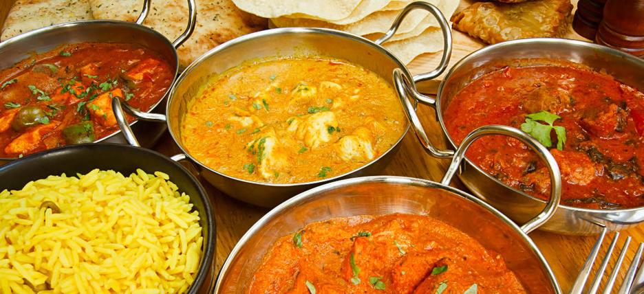 Banquet Night at Ripley Curry Garden At GU23