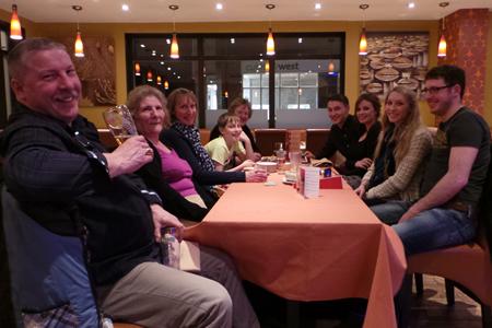 guests at haldi restaurant rh13