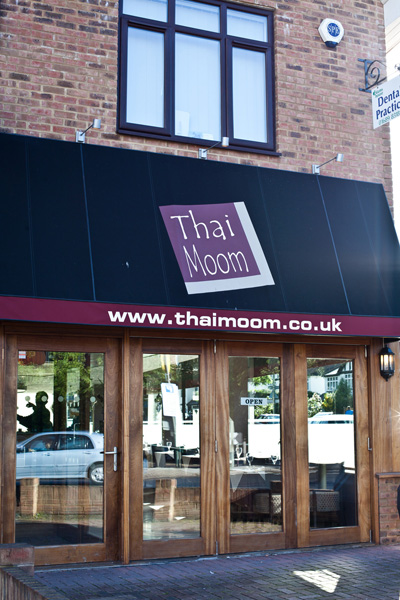 Takeaway Thai Food Thai Moom At BR5