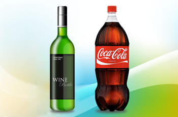 Takeaway free bottle of housewine or coke at spice of india tw2