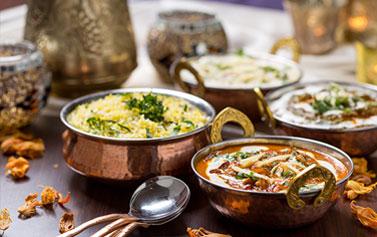 Order online at Chutneys Indian