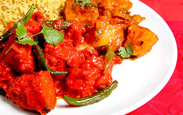 Takeaway Curry Spice Tree NW6