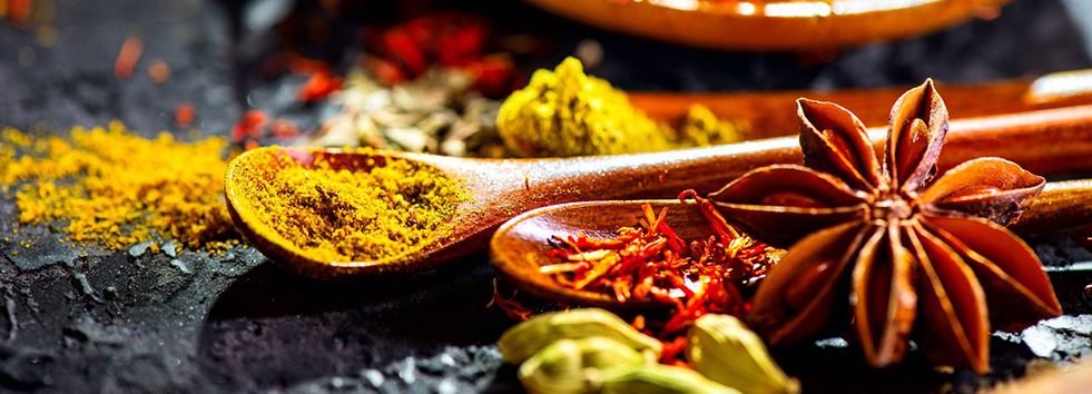 Spices at Mughal Dynasty ME16