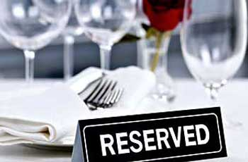 Reservation Ealing Balti House At W13