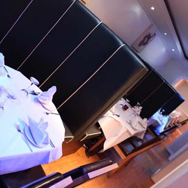 indian food at Deshi Spice Indian Restaurant & Lounge mk40
