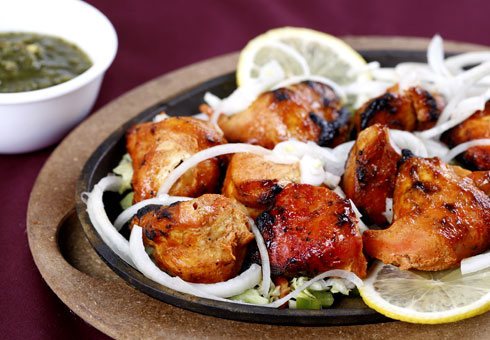 Takeaway tandoori Indian Garden N7
