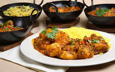 Takeaway Rice Curry Chew Valley bs40