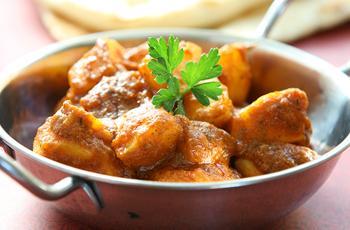 Takeaway Free Bombay Aloo spice balti B17