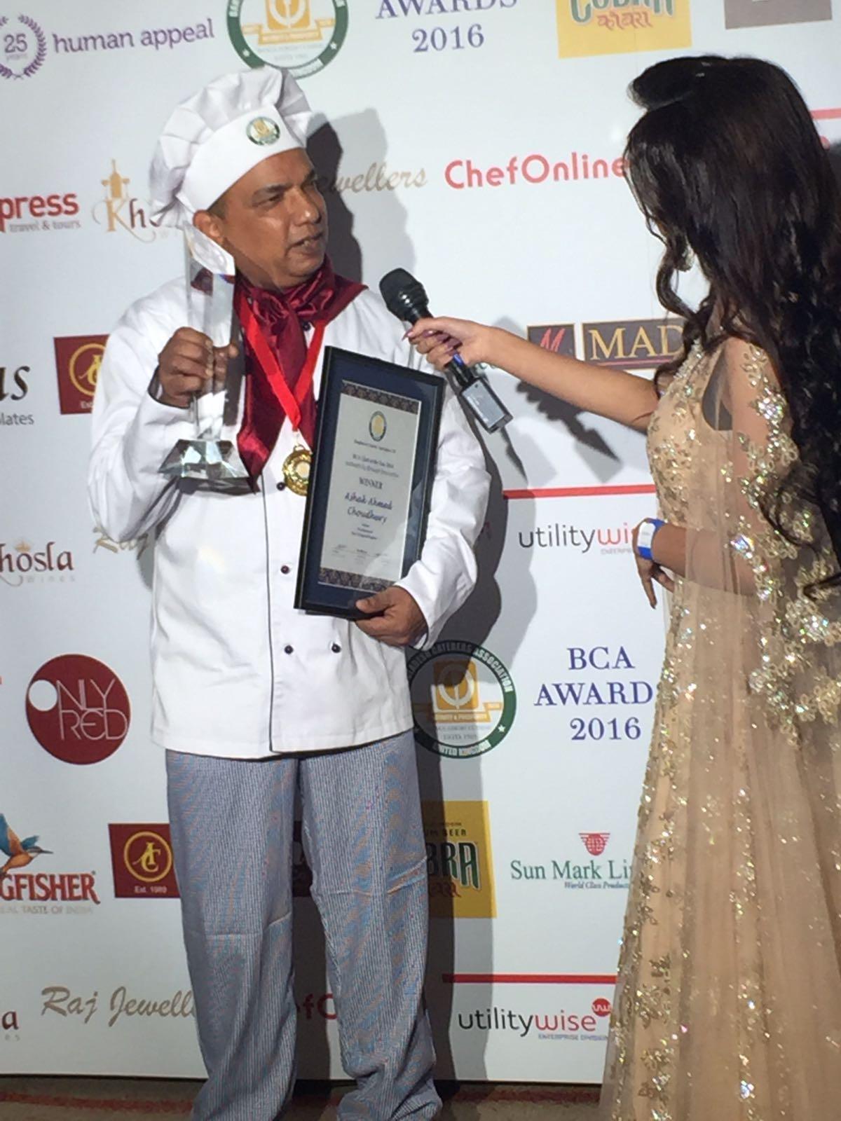 Saffron herts chef winner wd6