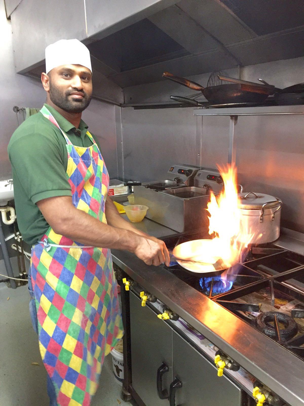 Chef Chilli Massala At B68