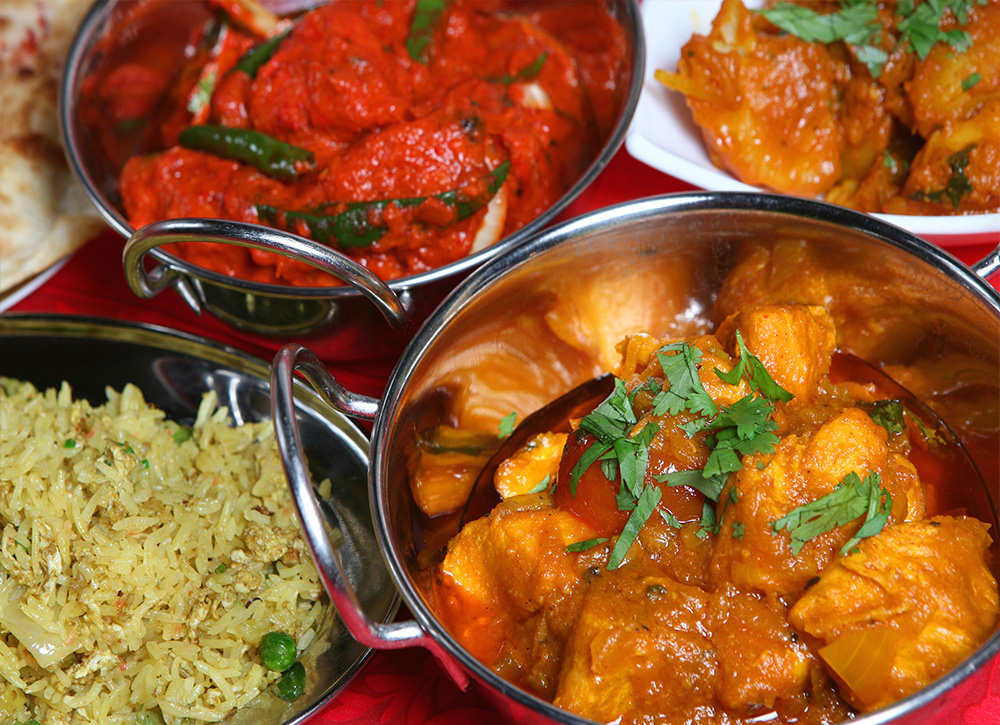 takeaway indian curry balti house sp2