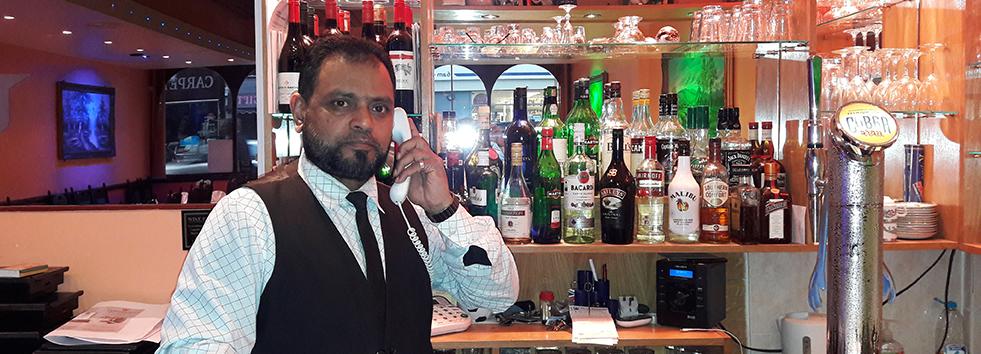 Restaurant Owner taj restaurant rm12