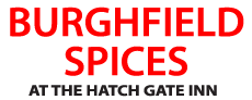 Logo of Burghfield Spices RG30