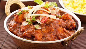 Takeaway Indian Curry Khyber Balti House At AL10