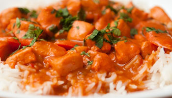 Takeaway Rice Curry Khyber Balti House At AL10