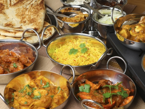 Takeaway Indian Rice Khyber Balti House At AL10