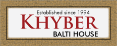 Logo of Khyber Balti House AL10