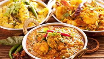 Takeaway Curry Balti Khyber Balti House At AL10