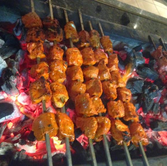 takeaway chicken village tandoori se22