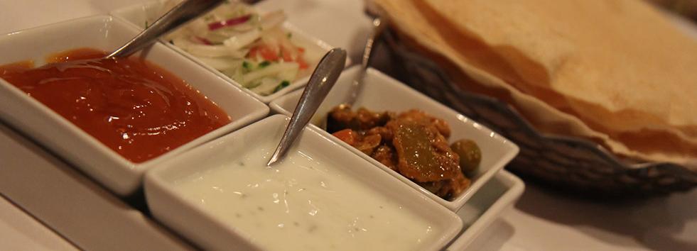 Takeaway salad bengal spice al4