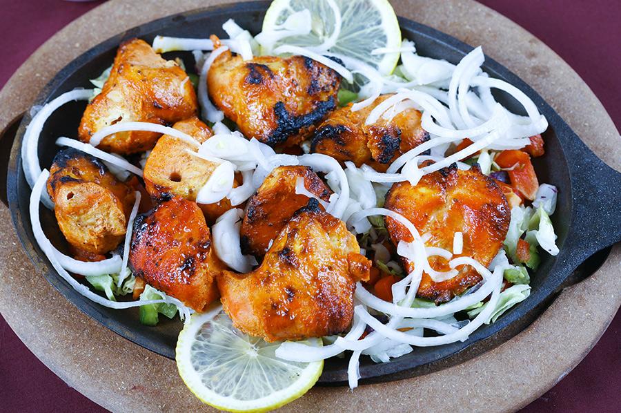 Chicken Grill Polash Indian Takeaway DA1