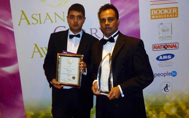 British Curry Awards Polash Indian Takeaway At DA1