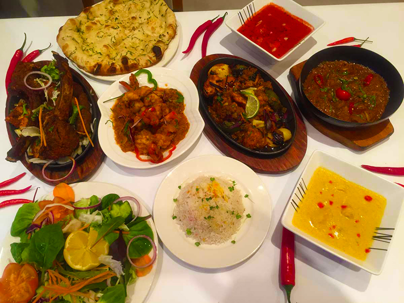 Reserve a Table at Bengal Village E1