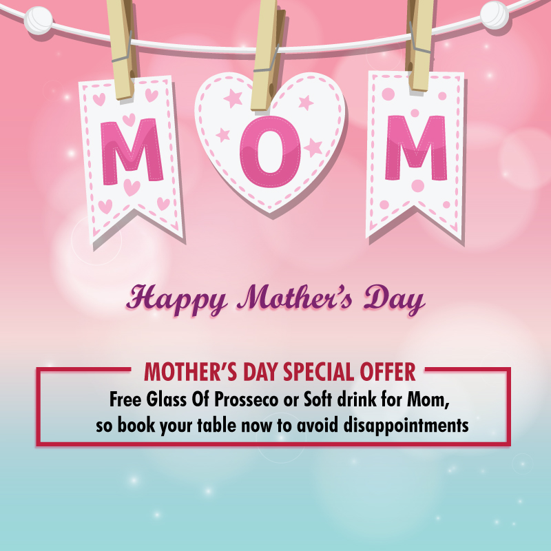 Mothers day offer at Zaffran