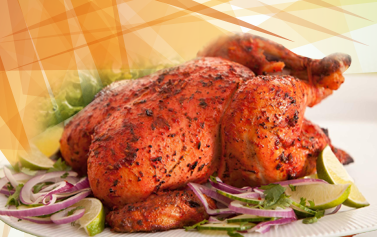 Free Whole Tandoori Chicken Takeaway Bhujon HP23