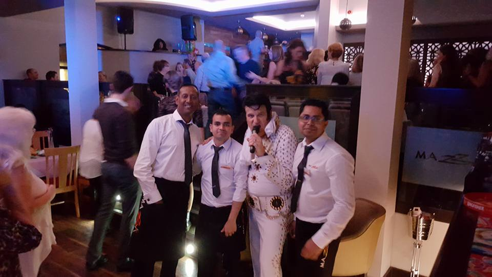 Restaurant elvis night Mazza HP1