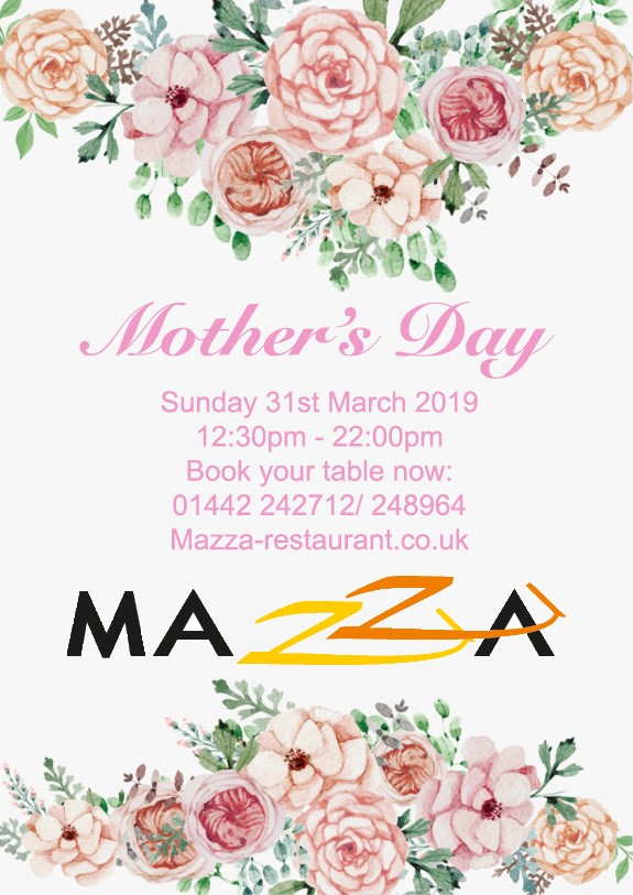 Mothers day mazza restaurant hp1