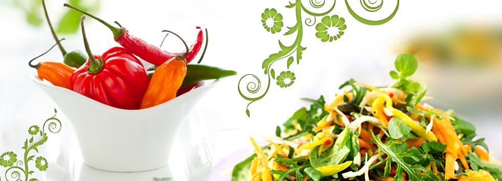 Takeaway chili vegetables Rami Tandoori AL2