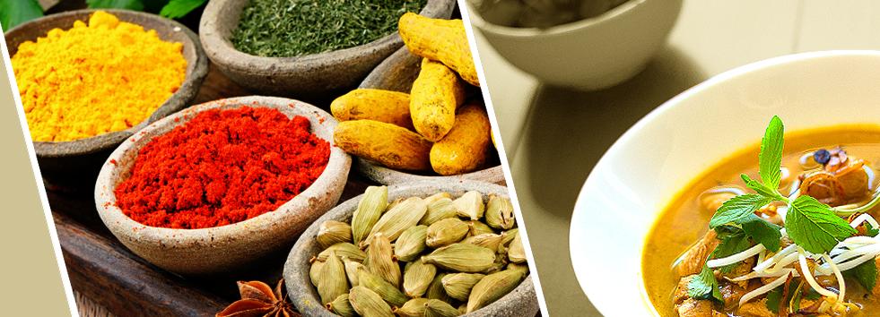 Takeaway spices Rami Tandoori AL2